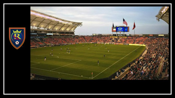 Real Salt Lake v LA Galaxy – how many cards can we collect?