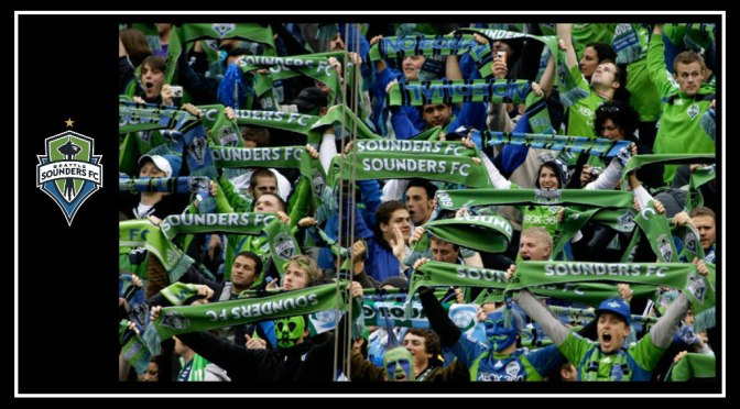 To Be A Seattle Sounders Fan