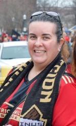 Robyn Saghini - Atlanta United FC/mlsfemale