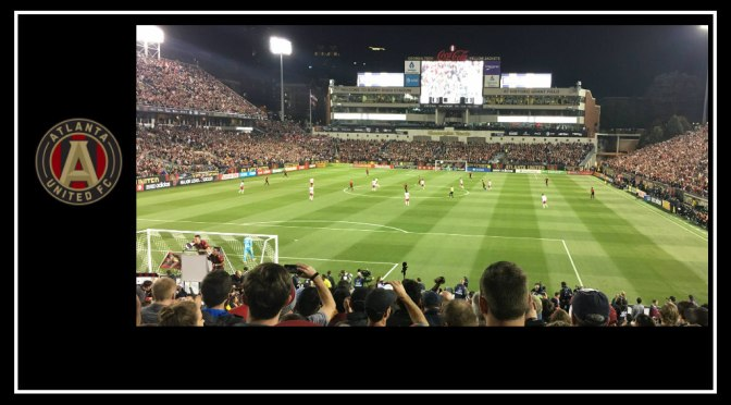 Atlanta United Inaugural Season Opener