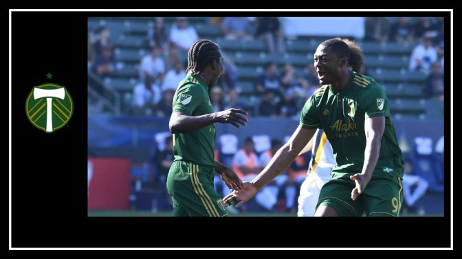 Portland Timbers vs Los Angeles Galaxy