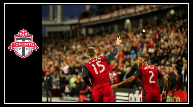 Giovinco's On Fire vs Chicago Fire at BMO Field