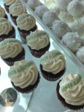 Unite & Conquer cupcakes!