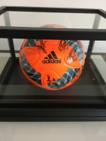 First win and Josef Martinez hat trick ball