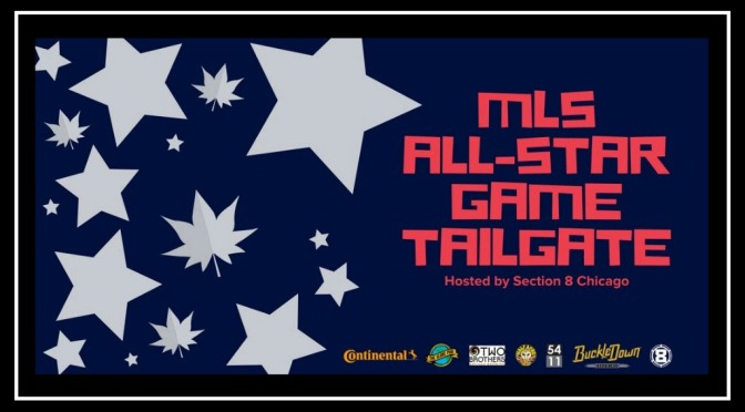 MLS All-Star Festivities Chicago-Style