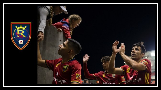 RSL V Timbers  – We've crossed the line!