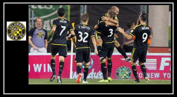 Crew SC Unbeaten in Seven