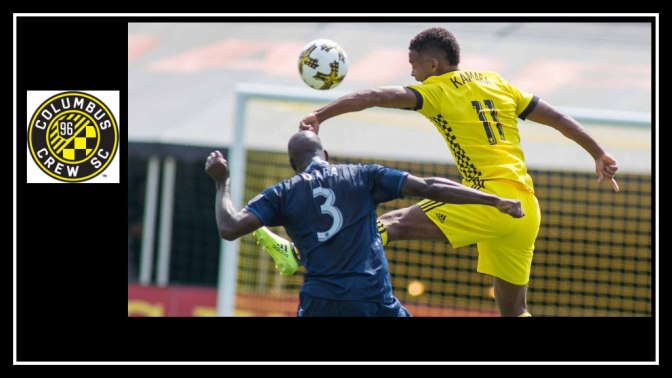 Columbus Crew SC vs. Sporting Kansas City