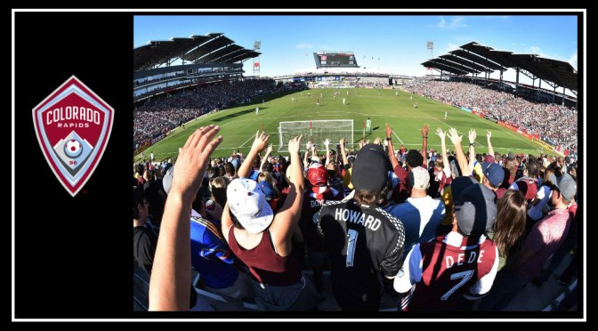 Catching up with the Colorado Rapids