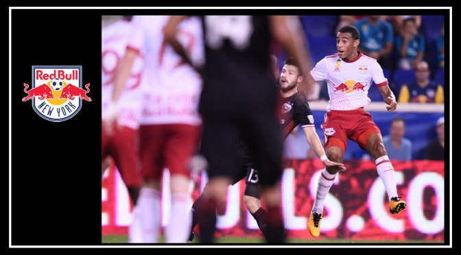 All Mixed Up – New York Red Bulls