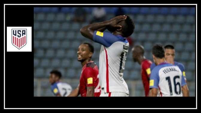 Happiness to Heartbreak for USMNT