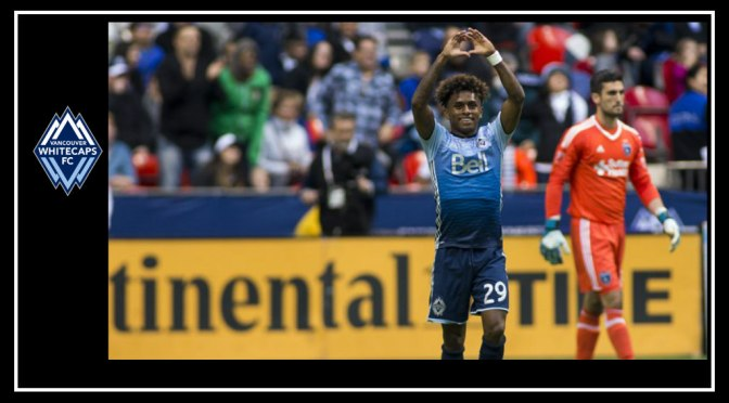 Vancouver Whitecaps are Rising Up Rain City