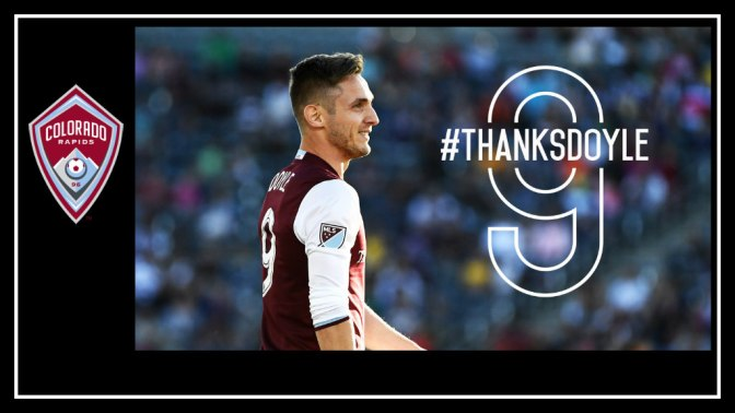 A Tale of Two Goodbyes – Colorado Rapids
