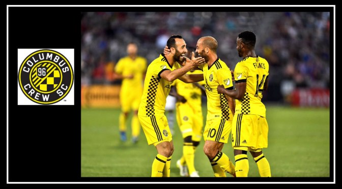 Clinched It – Columbus Crew