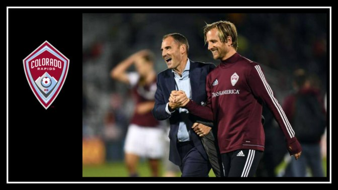 Colorado Rapids – We Got Three!!!