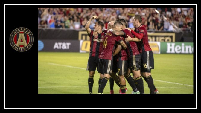 Hold Me, I'm Scared – Atlanta United's First Playoff Game