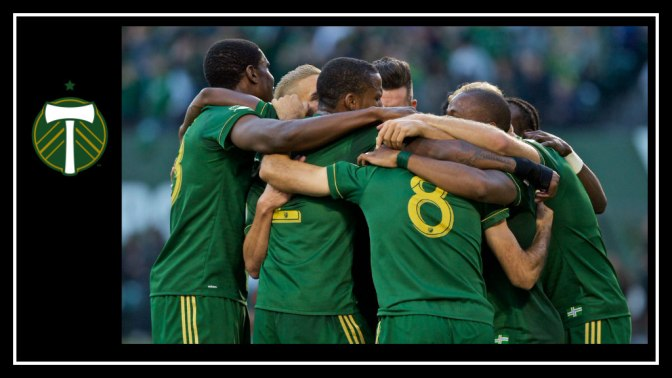 Home Stretch for the Portland Timbers