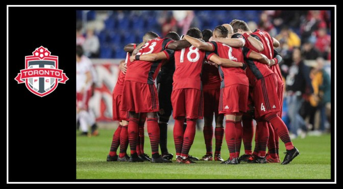 Bear Witness: Toronto FC Starts It's Playoff Bid with a 2-1 Away to NYRB