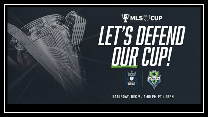 MLS Cup – Toronto FC vs Seattle Sounders