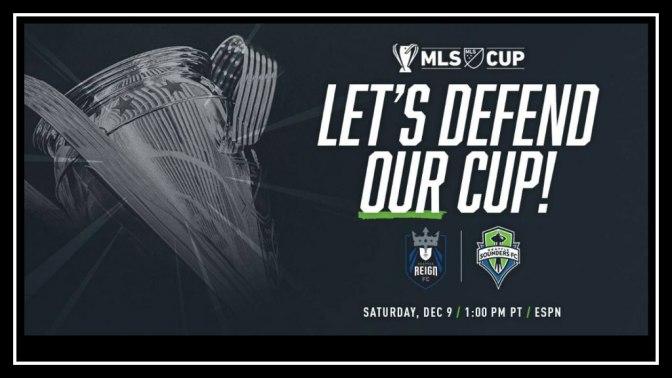 MLS Cup – Toronto FC vs Seattle Sounders