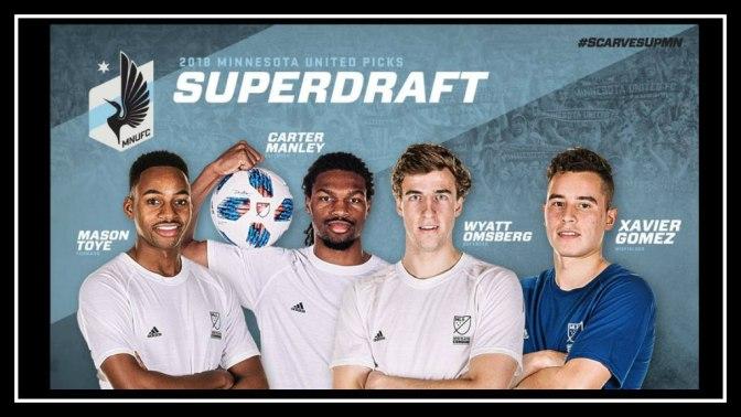 MNUFC SuperDraft Report