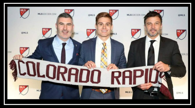 The Colorado Rapids 2017-8 offseason