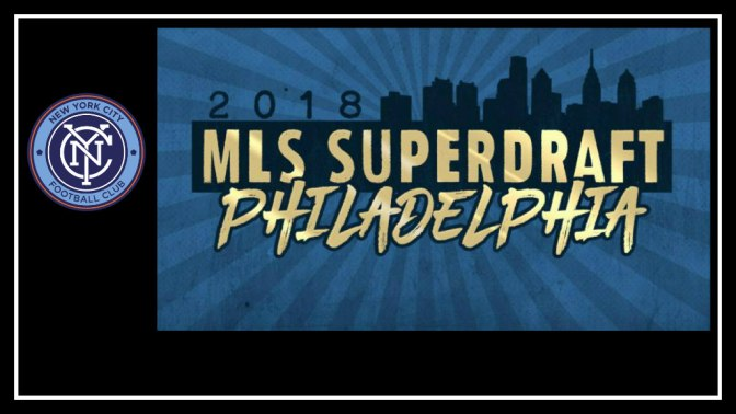 NYCFC SuperDraft primer