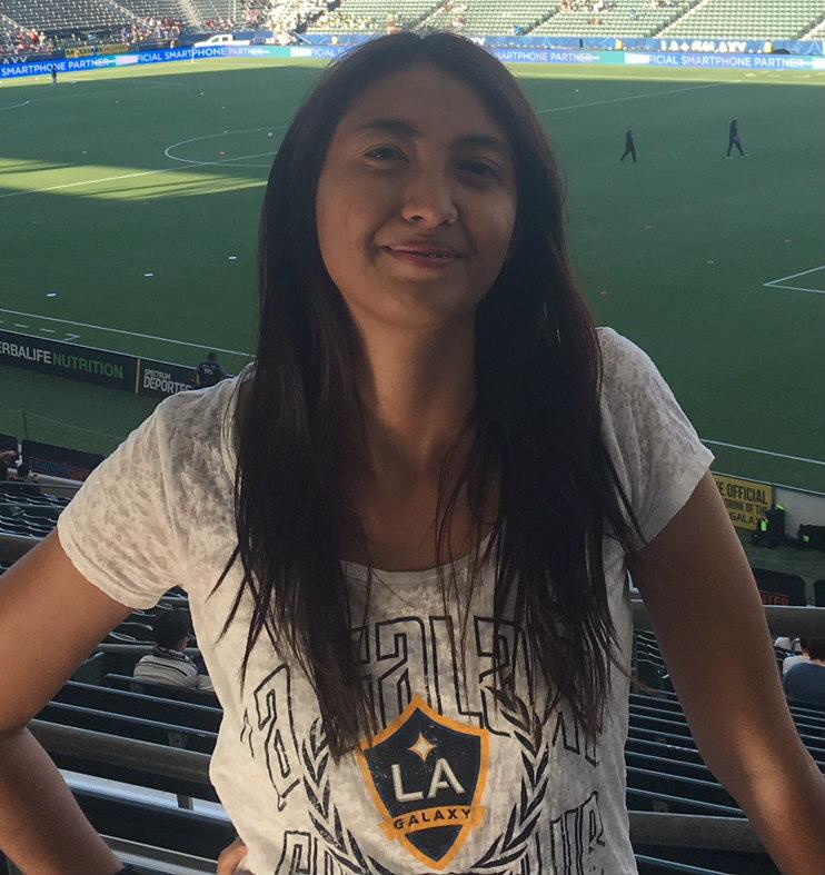 Michelle Huitink - LA Galaxy/mlsfemale
