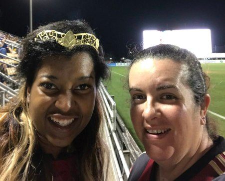 Aya + Robyn '18 - Atlanta United/mlsfemale