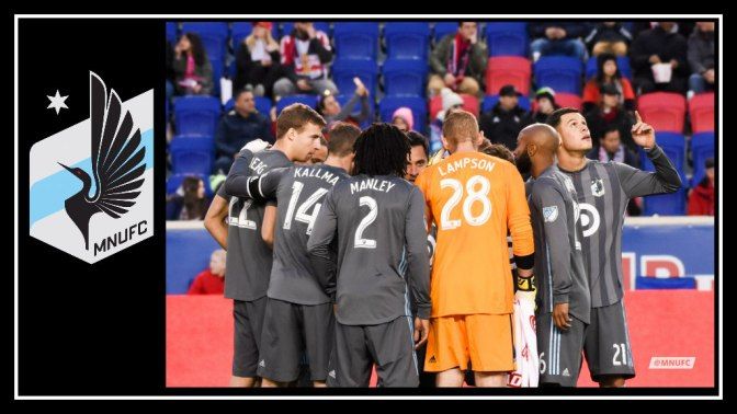 A loomery of Loons lost to the Red Bulls on Saturday night