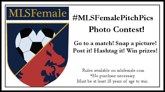 The 2018 MLSFemale Pitch Pics Photo Contest
