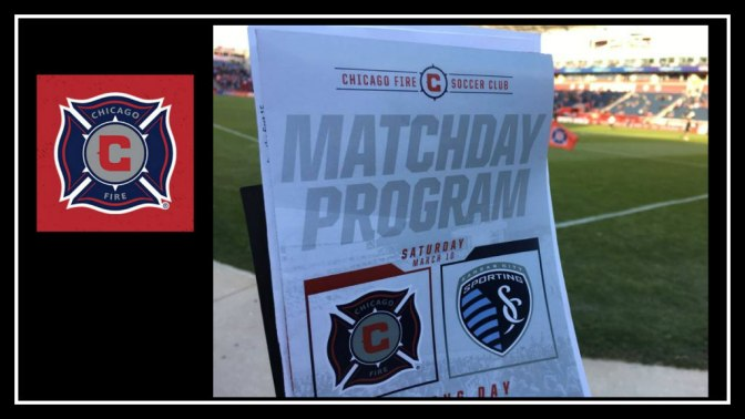 Chicago Fire home opener