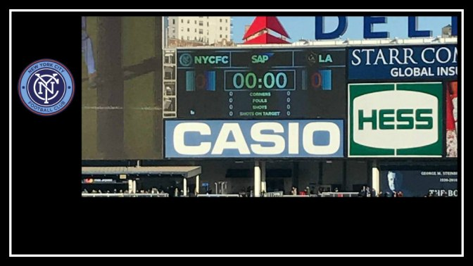NYCFC FTW
