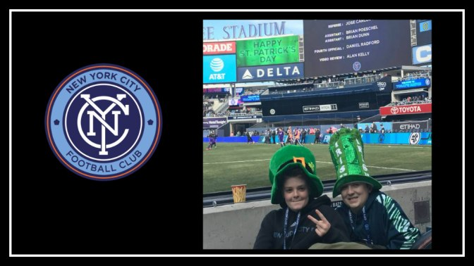 NYCFC utilize a little Irish luck