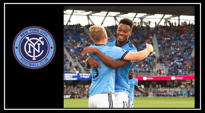 Meanwhile, up in northern California… NYCFC defeats San Jose 2-1