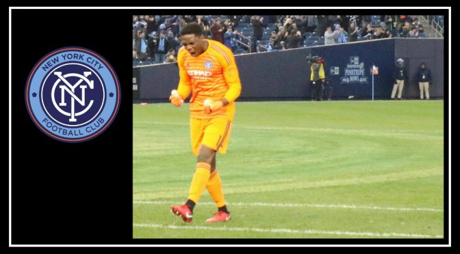 Lord of the Ring: Return of the King to NYCFC aka The Curse is Reversed