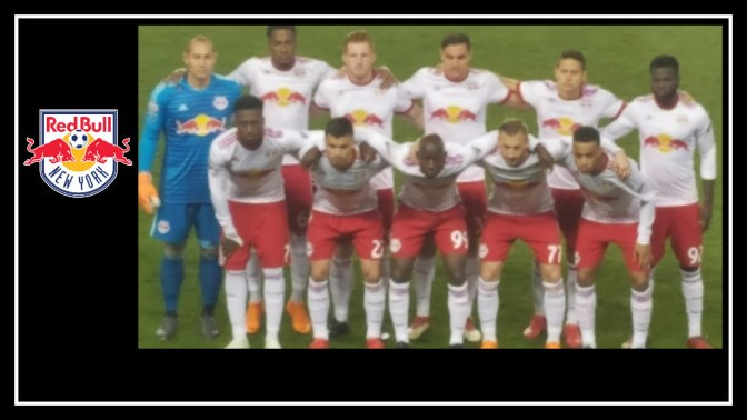 New York Red Bulls: CONCACAF'ed