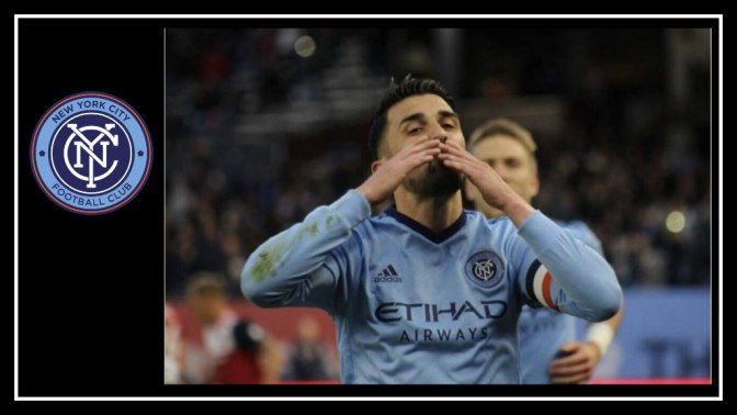 Can I kick it?  Yes David Villa, yes you can.