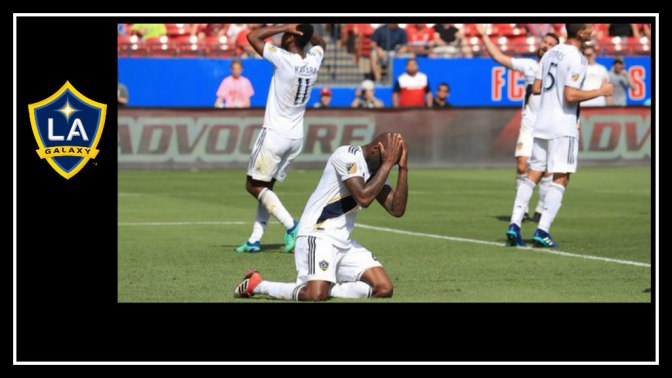 The beat goes on as Los Angeles Galaxy lose again