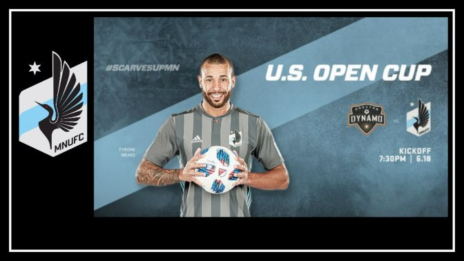 Loons enter chase for Lamar Hunt trophy