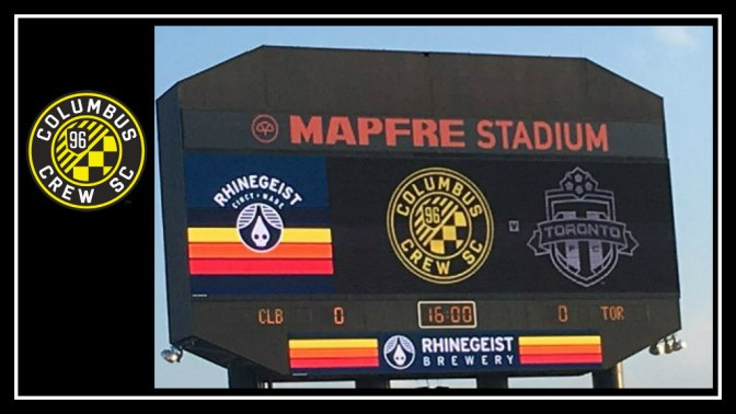 Karma…works in Columbus Crew's favor