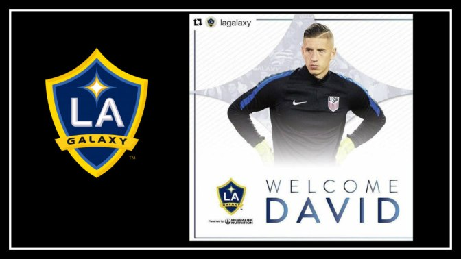 Player Profile: LA Galaxy's Keeper David Bingham