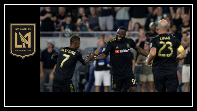 Battle in the Heatwave: LAFC 4, Orlando 1