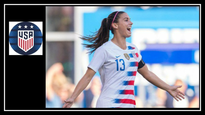 Hat Trick Hero: USWNT 4, Japan 2