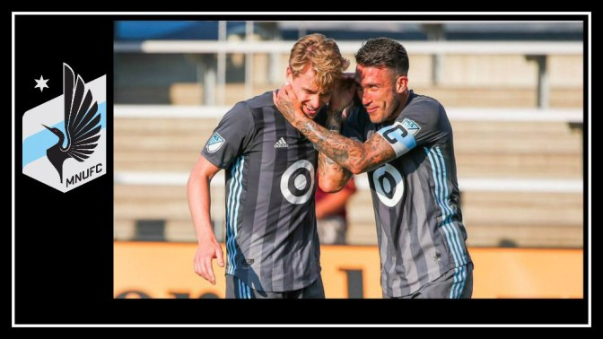 Tested Loons tear through rested LA