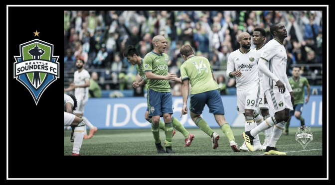 Another Seattle Sounders / Portland Timber Derby