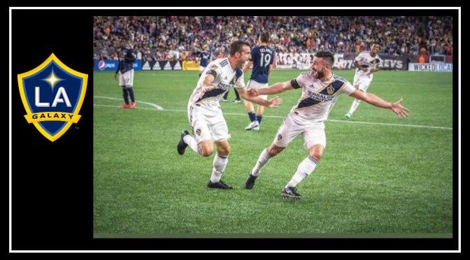 LA Galaxy 3-2 Comeback Win against NE Revolution