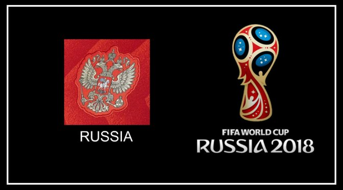 Here's to our World Cup hosts, Russia