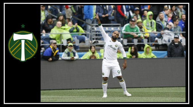 How Sweet It Is: Timbers Beat Sounders Away