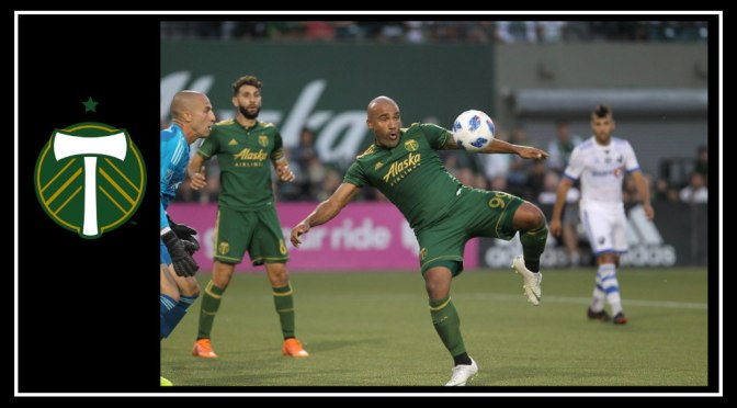 Timbers unbeaten streak extends to 13